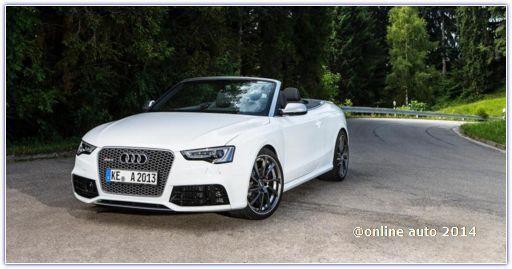 Audi RS5 от тюнеров ателье ABT