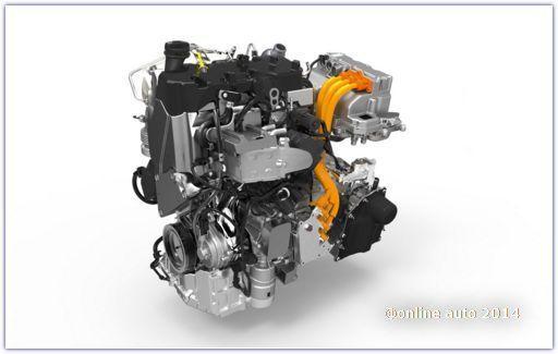 2013 Volkswagen xl1 engine