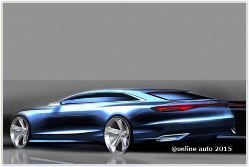 Audi привезет в Женеву новый большой универсал