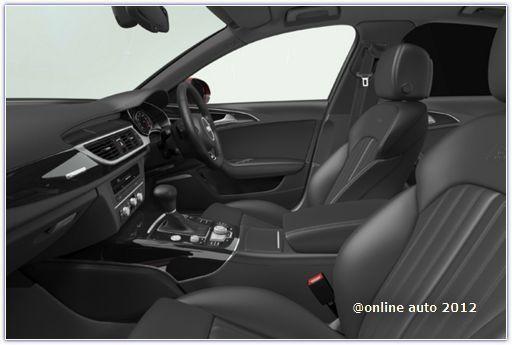 Стильный черный в версии Black Edition для Audi A6 и Audi A7