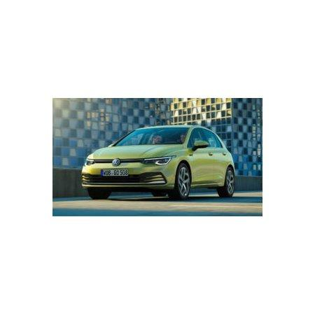 Появилась информация о новом Volkswagen Golf для России
